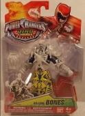 Dino Charge Vilão Bones - Figura de Acção Power Rangers 13cm