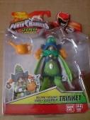 Dino Charge Vilão Trinket Ranger - Figura de Acção Power Rangers 13cm