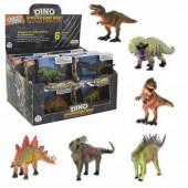 Dinossauro Aventura 17cm Sortido