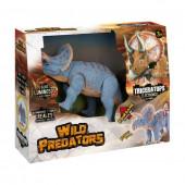 Dinossauro Eletrónico Triceratops