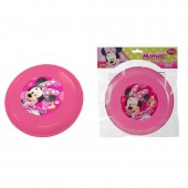 Disco Voador Minnie Disney 20cm