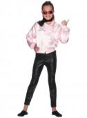 Disfarce com Jaqueta de Carnaval Pink Lady