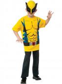 Disfarce do Wolverine Marvel