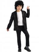 Disfarce Jaqueta de Michael Jackson com lantejoulas