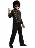 Disfarce Michael Jackson militar deluxe