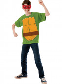 Disfarce Rafael das Tartarugas Ninja