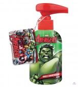 Dispensador de Mãos com som dos Avengers 250ml