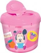 Doseador leite pó Disney Minnie.