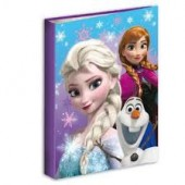 Dossier 4 argolas Frozen Disney