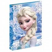 Dossier 4 argolas Frozen Elsa - Heart