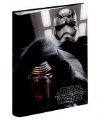 Dossier 4D em A4 com Argolas Star Wars - Starkiller