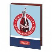 Dossier A4 Coca Cola Blue