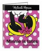 Dossier A4 Disney Minnie Shy
