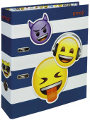 Dossier A4 Emoji Lombada Larga