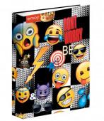 Dossier A4  Lombada fina Emoji Sticker