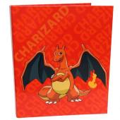 Dossier A4 Lombada Fina Pokémon Charizard