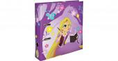 Dossier A4 lombada larga Rapunzel