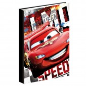 Dossier A4 Mc Queen Cars Acceleration