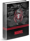 Dossier A4 Spiderman Dark Lombada Média
