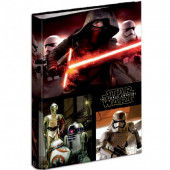 Dossier A4 Star Wars The Force