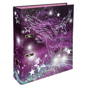Dossier A4 Unicórnio Pegasus Lombada Larga