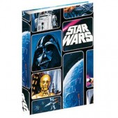 Dossier Argolas Star Wars 26,5x34x5cm Pack 2 un