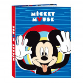 Dossier Lombada Fina A4 Mickey Me Time