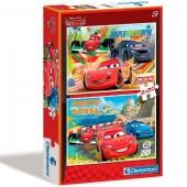 Dulplo Puzzle Cars Disney - 20 peças