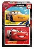 Dulplo Puzzle de 20 peças Cars Disney