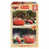 Dulplo Puzzle de 25 peças Cars Disney