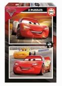 Dulplo Puzzle de 48 peças Cars Disney