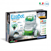 Ecobot: Vibra e Aspira - Ciência e Jogo