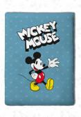 Edredão Mickey Disney Solteiro