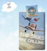 Edredon Planes Sky Aviões (Almofada não incluída)