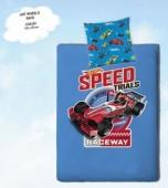 Edredon Reversivel Hot Wheels Race (Almofada não incluída)