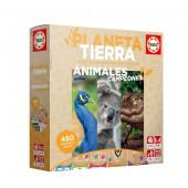 Educa Planeta Terra Animais Campeões