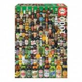 Educa - Puzzle 1000 Cervejas
