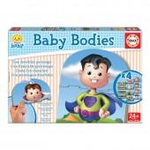 Educa - Puzzle Infantil Baby Bodies