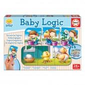 Educa - Puzzle Infantil Baby Logic