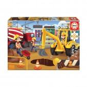 Educa - Puzzle Junior 100 Obra Pública