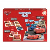 EDUCA SUPERPACK DISNEY CARS 2