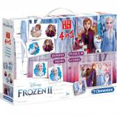 Edukit 4 em 1 Frozen 2