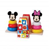 Empilhador Equilíbrio Madeira Disney