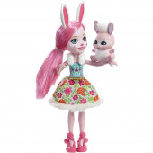 Enchantimals Boneca Bree Bunny & Twist