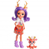 Enchantimals Boneca Danessa Deer & Sprint