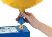 Enchimento Gás Hélio Balões SuperShape, Números e Letras