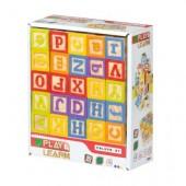 Enigma de madeira e abecedário - Play & Learn