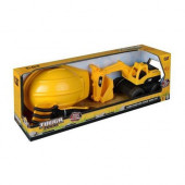 Escavadora + Acessórios CAT 26cm