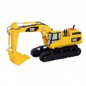 Escavadora Luz Sons e Movimentos 50 Cm CAT