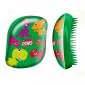 Escova Cabelo Crazy Dino